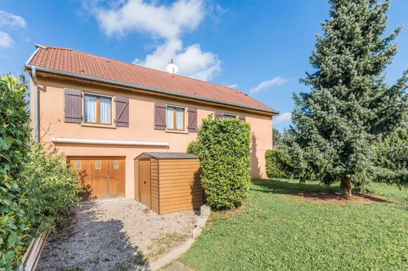 Vente maison / villa Grandvelle et le perrenot 132000€ - Photo 4