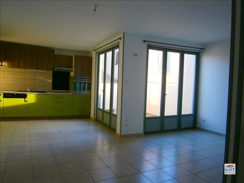Rental house / villa Salses le chateau 665€ CC - Picture 2