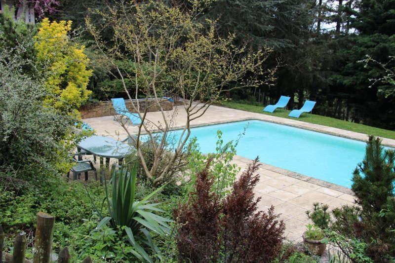 Sale house / villa St jean de bournay 499000€ - Picture 2