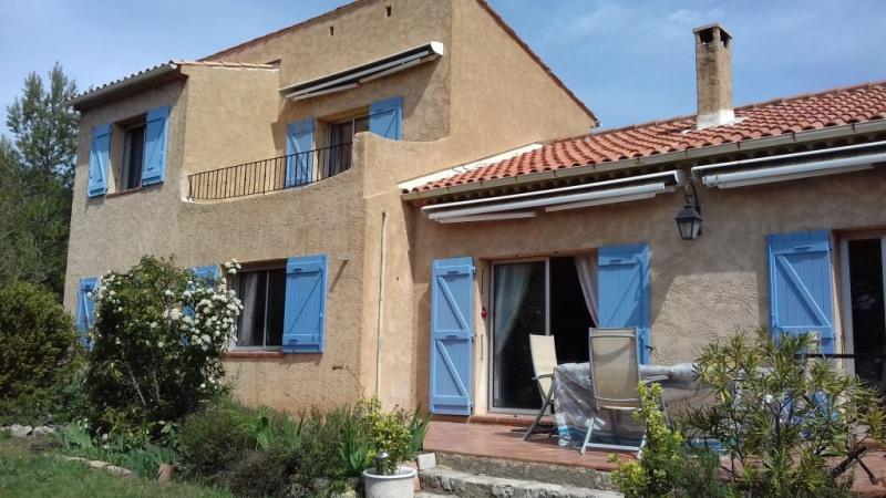 Vente maison / villa Sillans-la-cascade 352000€ - Photo 1