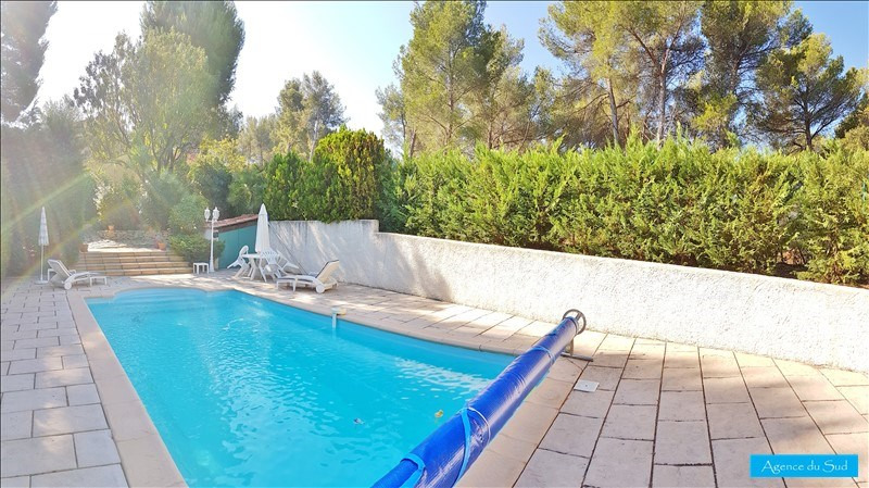 Vente maison / villa Roquevaire 445000€ - Photo 2