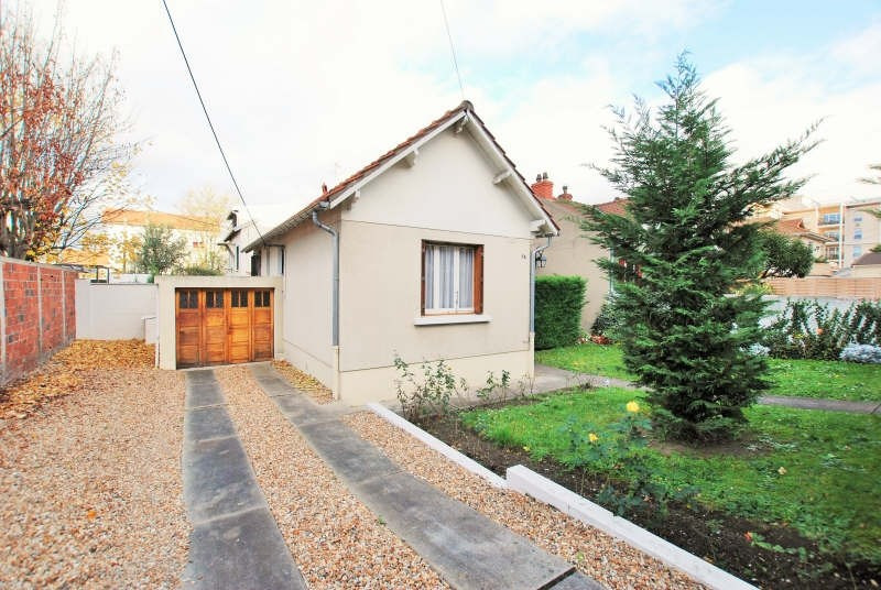 Vente maison / villa Bezons 272 000€ - Photo 1