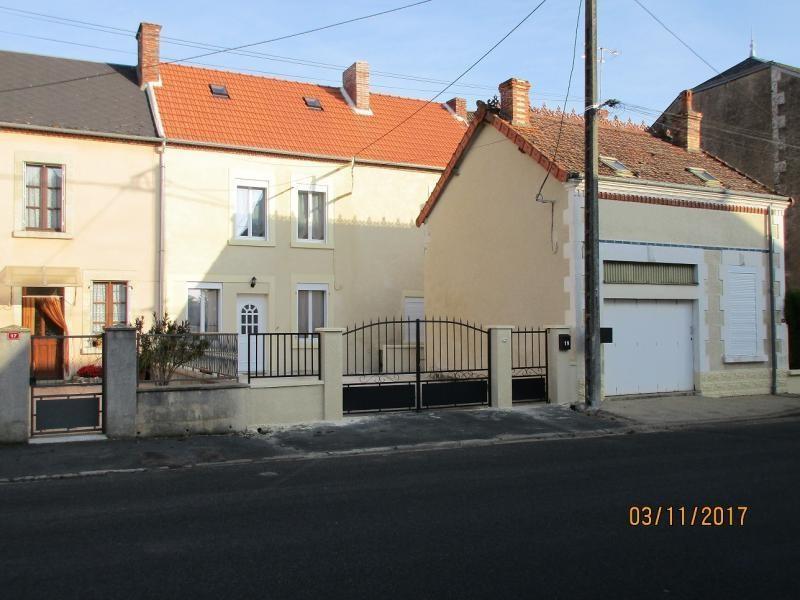 Vente maison / villa Feux 98500€ - Photo 1