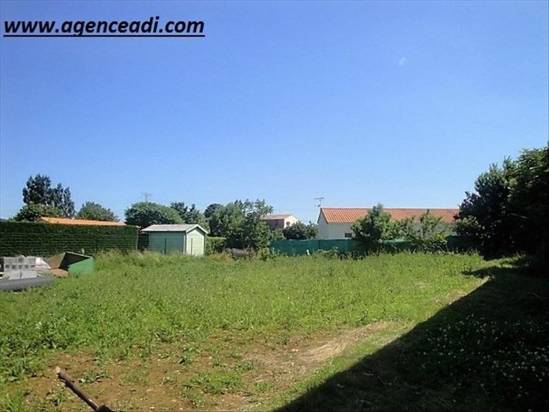 Vente terrain Thorigne 46000€ - Photo 1