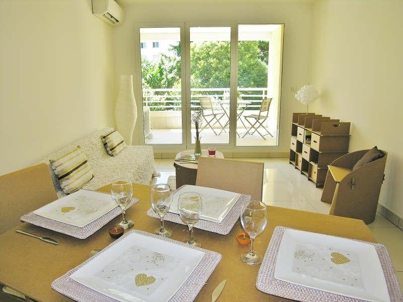 Sale apartment Juan les pins 250000€ - Picture 2