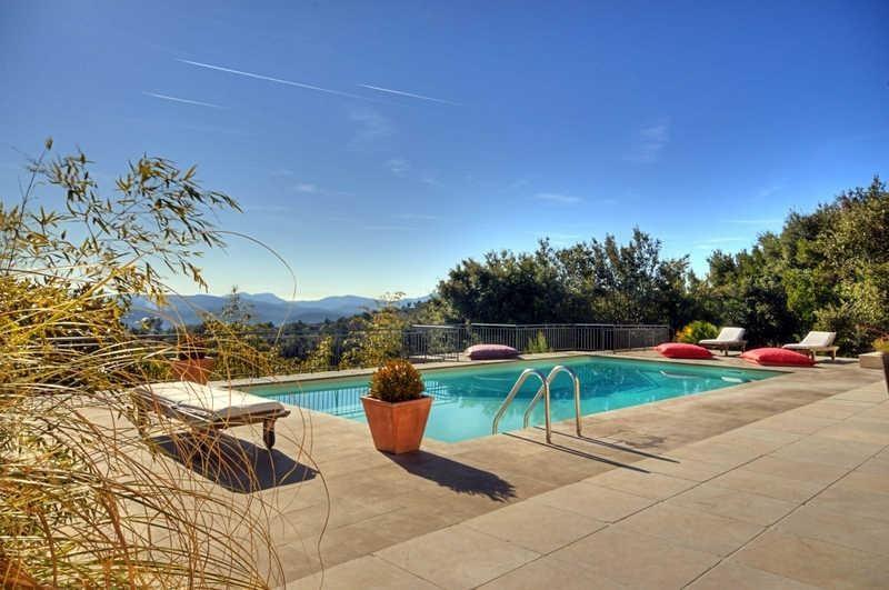 Verkauf von luxusobjekt haus Montauroux 1290000€ - Fotografie 5