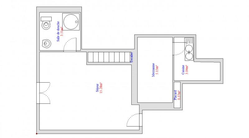Location appartement Paris 17ème 964€ CC - Photo 4
