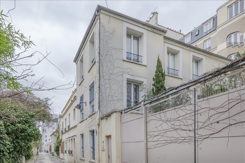 Vente de prestige maison / villa Paris 18ème 2650000€ - Photo 1