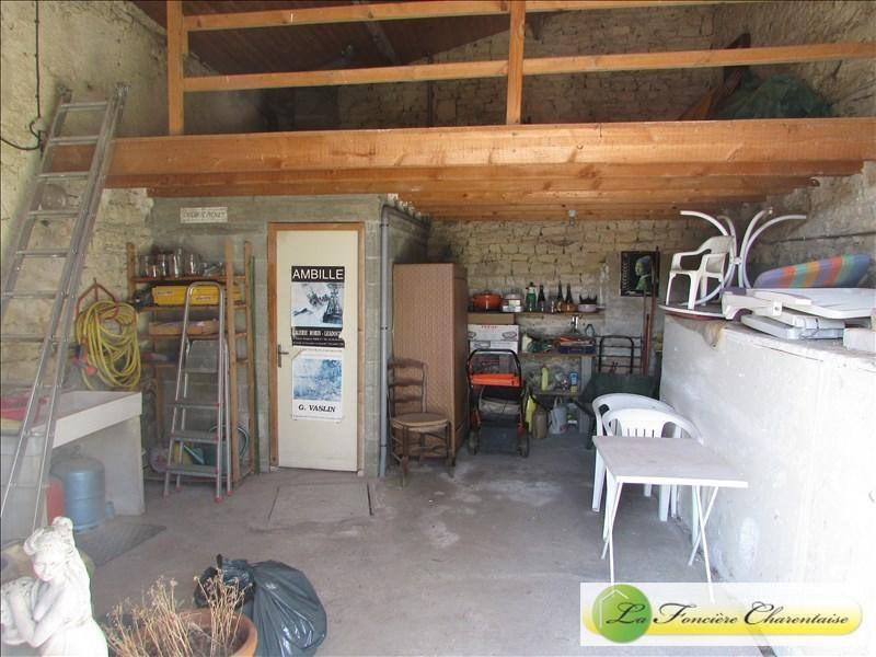 Vente maison / villa Aigre 71500€ - Photo 14