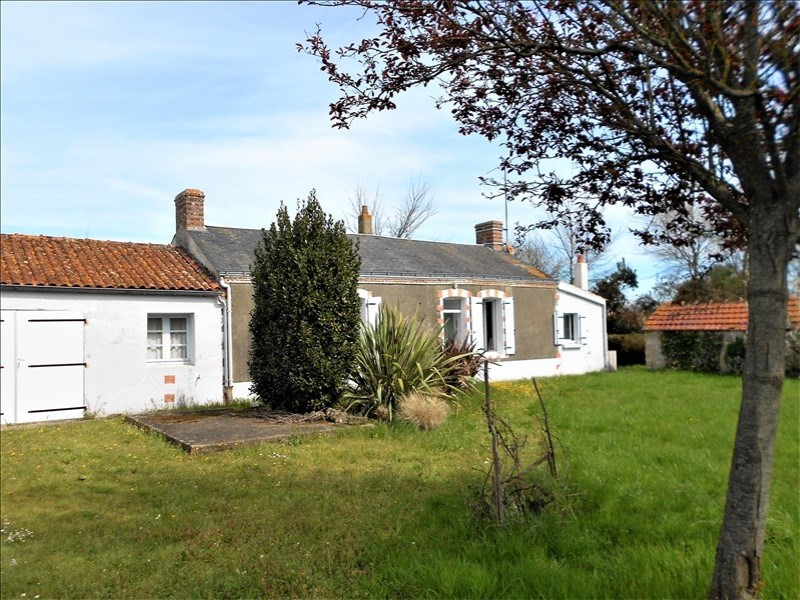 Vente maison / villa St jean de monts 125 000€ - Photo 2