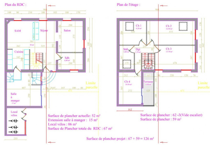 Vente maison / villa Colombes 880000€ - Photo 12