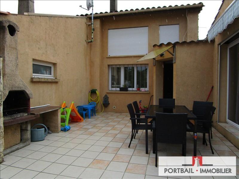 Sale house / villa St ciers sur gironde 122000€ - Picture 1