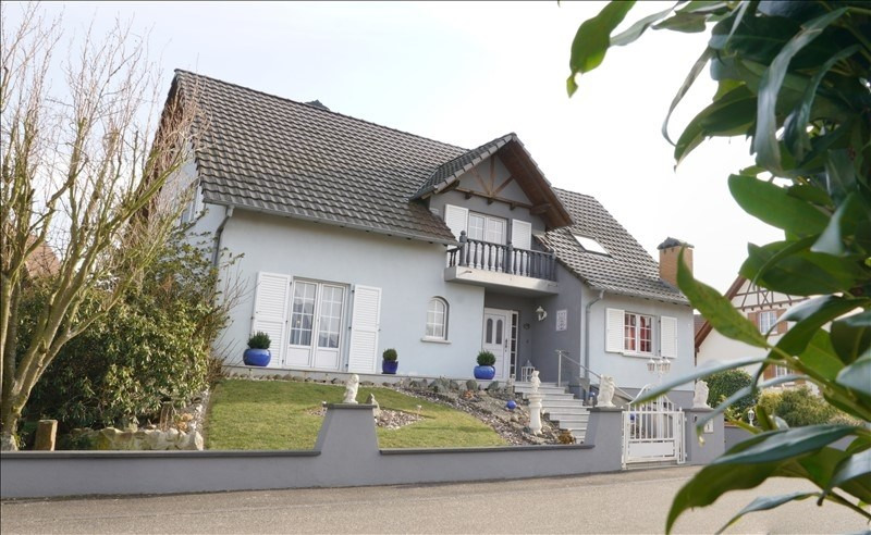 Vente maison / villa Lauterbourg 389 000€ - Photo 1