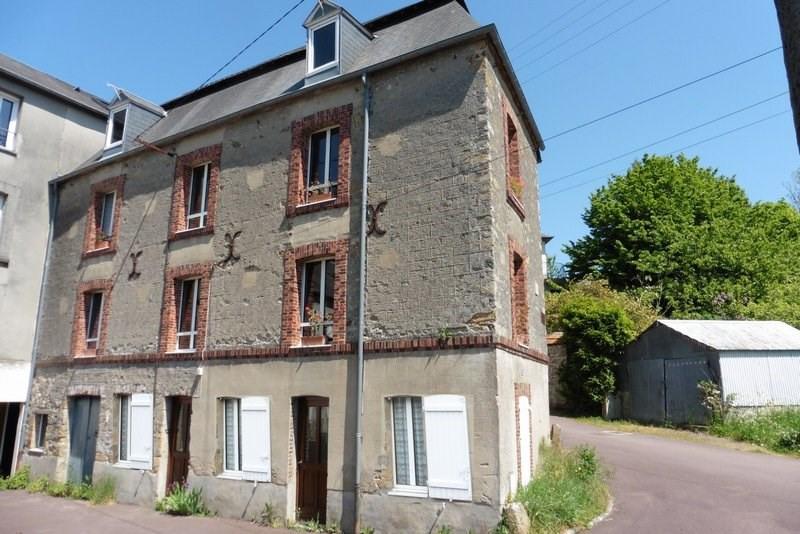 Vente maison / villa Coutances 96800€ - Photo 1