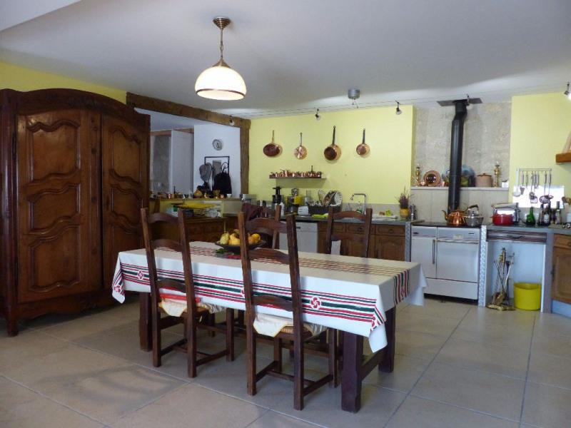 Sale house / villa La croix blanche 371000€ - Picture 10