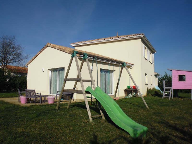 Venta  casa Nouaille maupertuis 263000€ - Fotografía 2