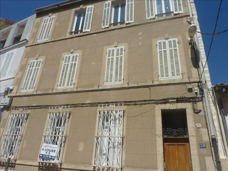 Alquiler  apartamento Marseille 8ème 480€ CC - Fotografía 2