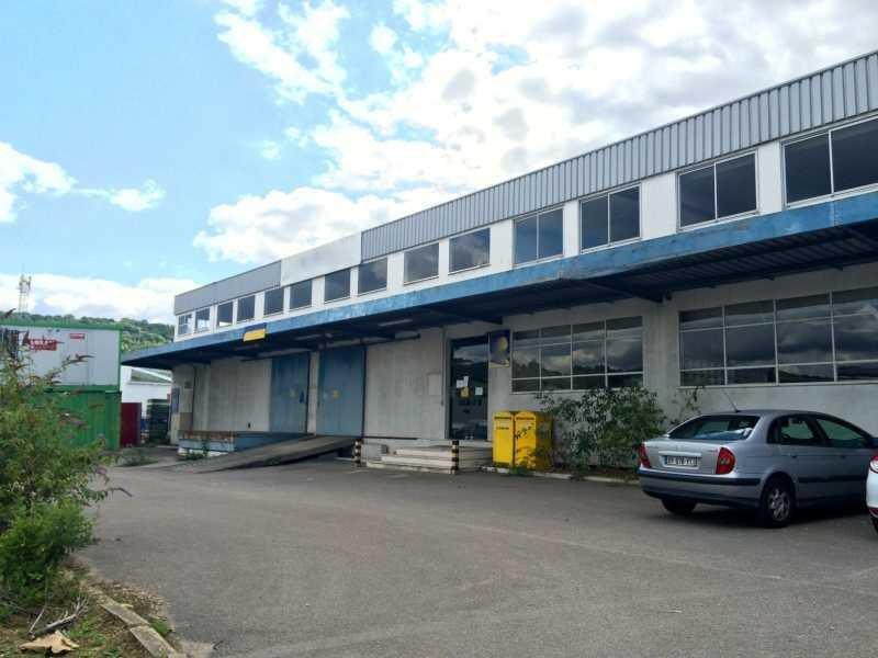 Location Local d'activités / Entrepôt Sotteville-lès-Rouen 0