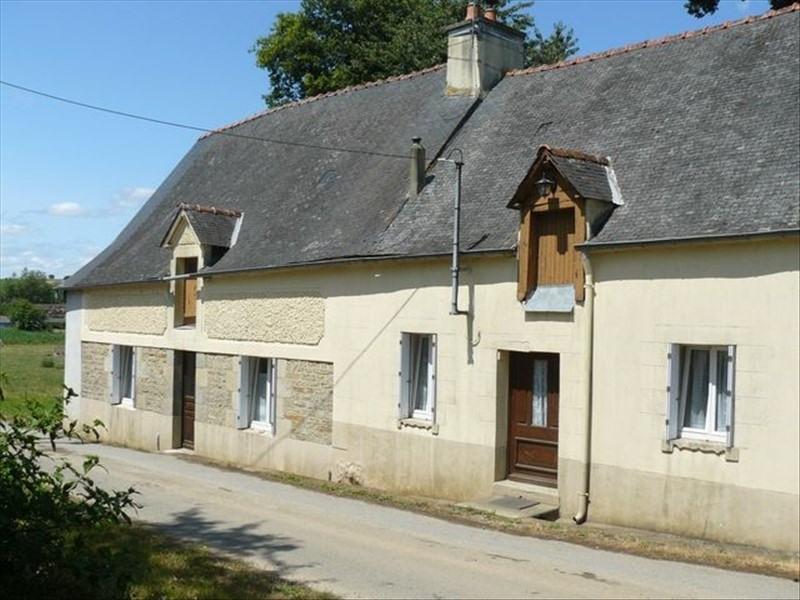 Sale house / villa Les forges 36000€ - Picture 1