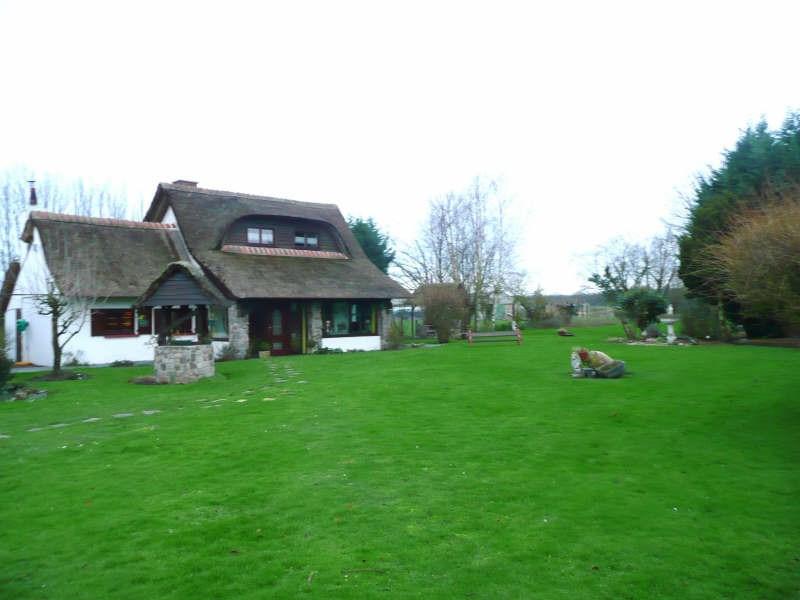 Sale house / villa Attiches 293000€ - Picture 1