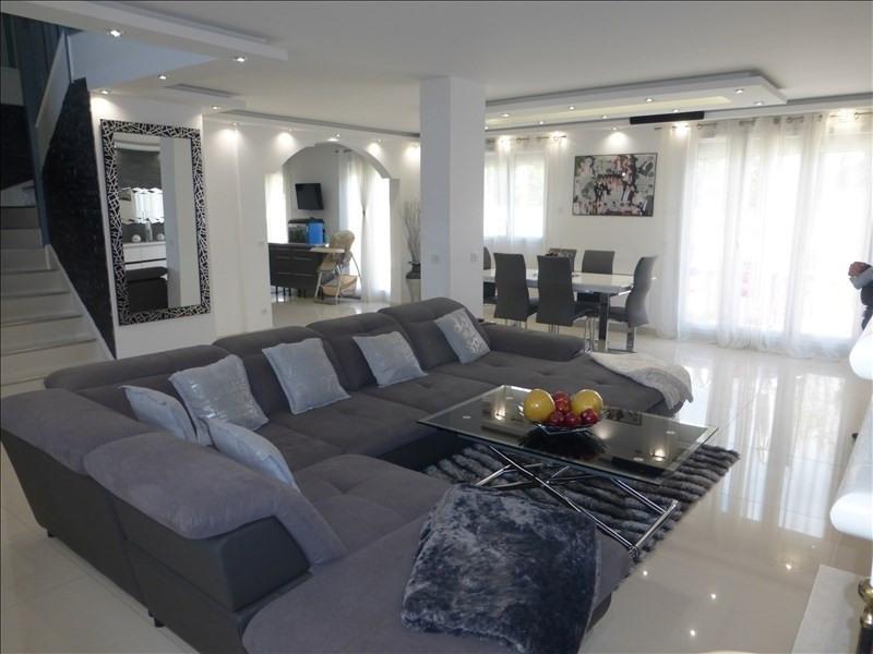 Vente maison / villa Groslay 546000€ - Photo 5
