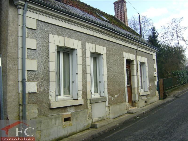 Sale house / villa Crotelles 107550€ - Picture 1