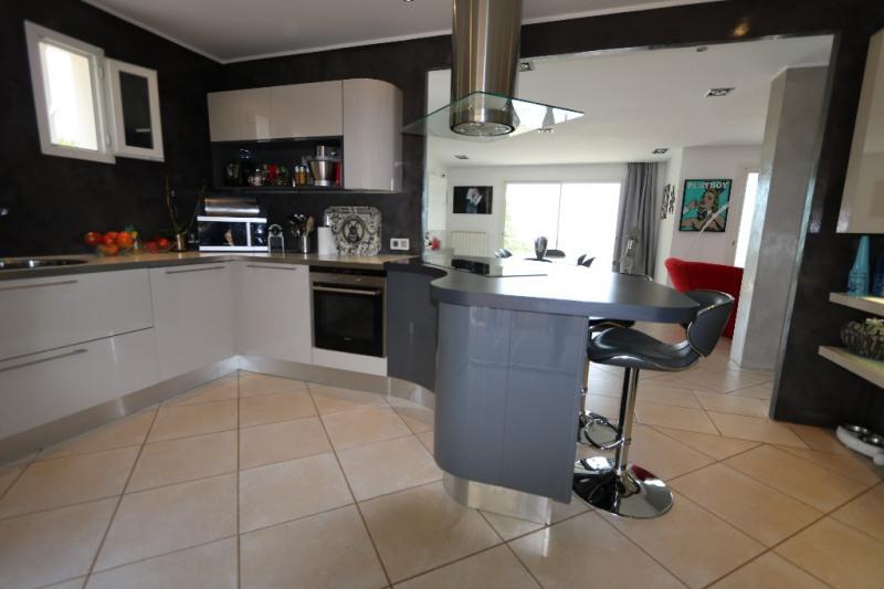Deluxe sale house / villa Gattieres 830000€ - Picture 5