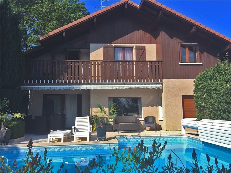 Deluxe sale house / villa Lucinges 755 000€ - Picture 8