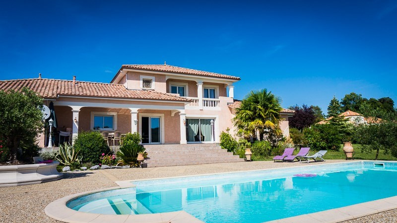 Vente maison / villa Serres castet 540000€ - Photo 1