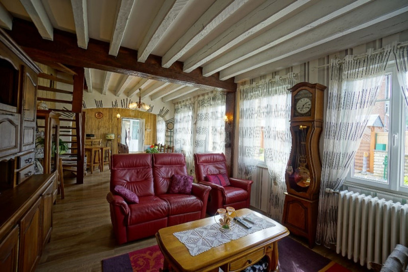 Vente maison / villa Perriers sur andelle 217000€ - Photo 6