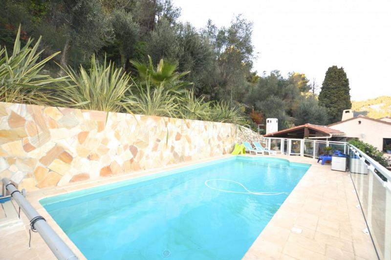 Vente de prestige maison / villa Sainte-agnès 899000€ - Photo 2