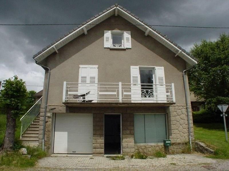 Rental house / villa Le chambon sur lignon 523€ CC - Picture 1