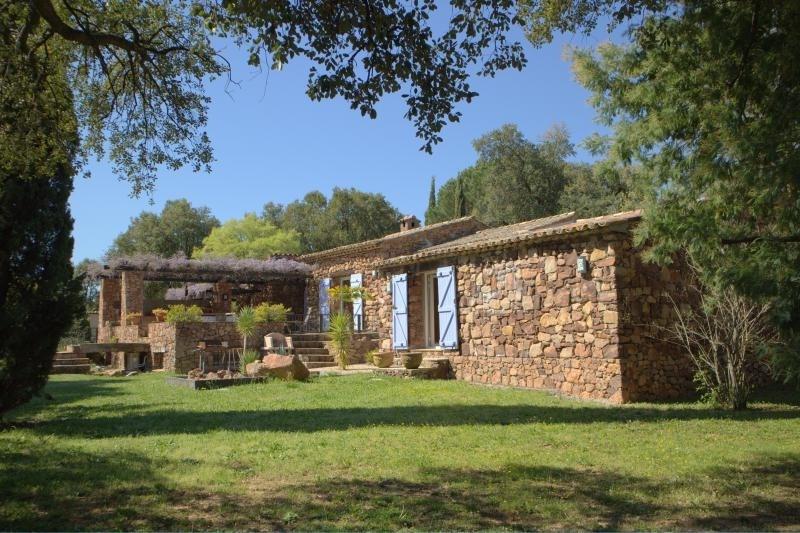 Deluxe sale house / villa Roquebrune sur argens 880000€ - Picture 2