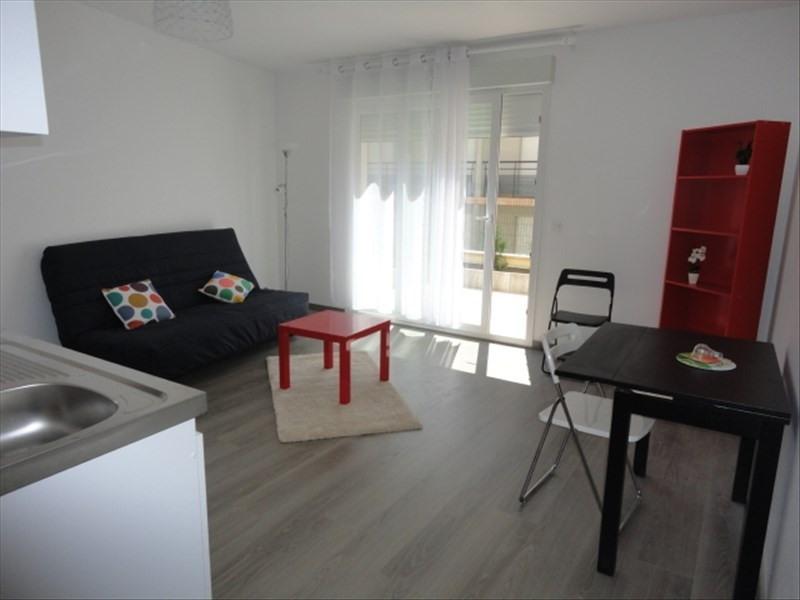 Rental apartment Bures sur yvette 681€ CC - Picture 3