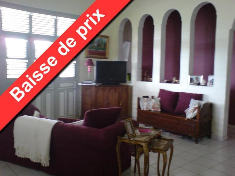 Vente maison / villa Rivière-salée 346500€ - Photo 1