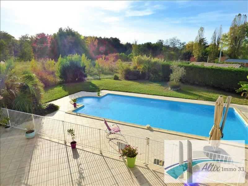 Deluxe sale house / villa Izon 530 000€ - Picture 1