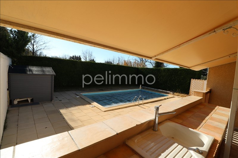 Vente maison / villa Pelissanne 499000€ - Photo 2