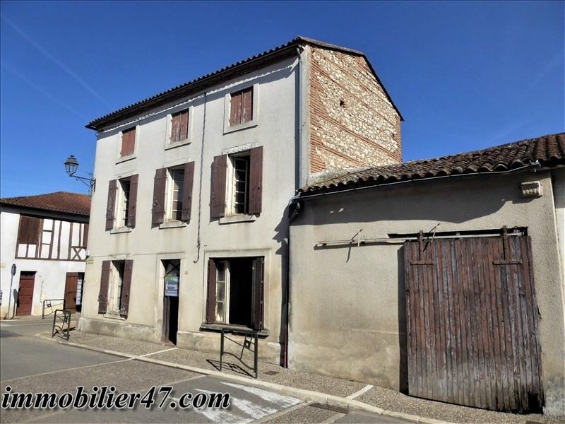 Vente maison / villa Castelmoron sur lot 44500€ - Photo 1