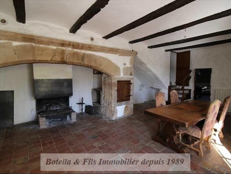 Vente maison / villa Barjac 287000€ - Photo 3