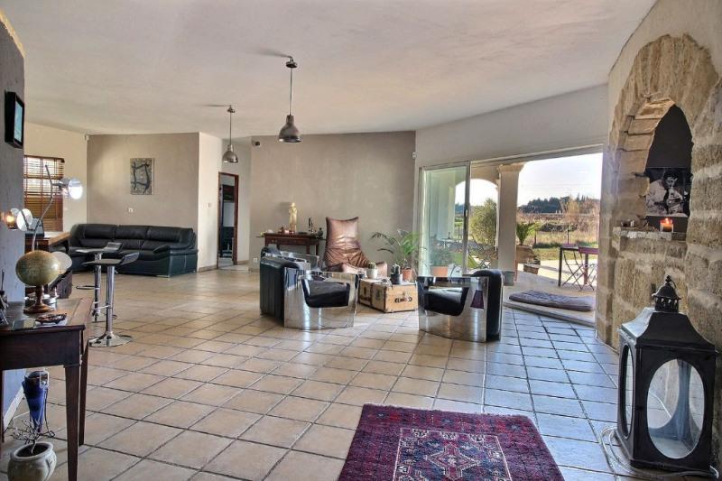 Vente maison / villa Jonquières saint vincent 323000€ - Photo 3