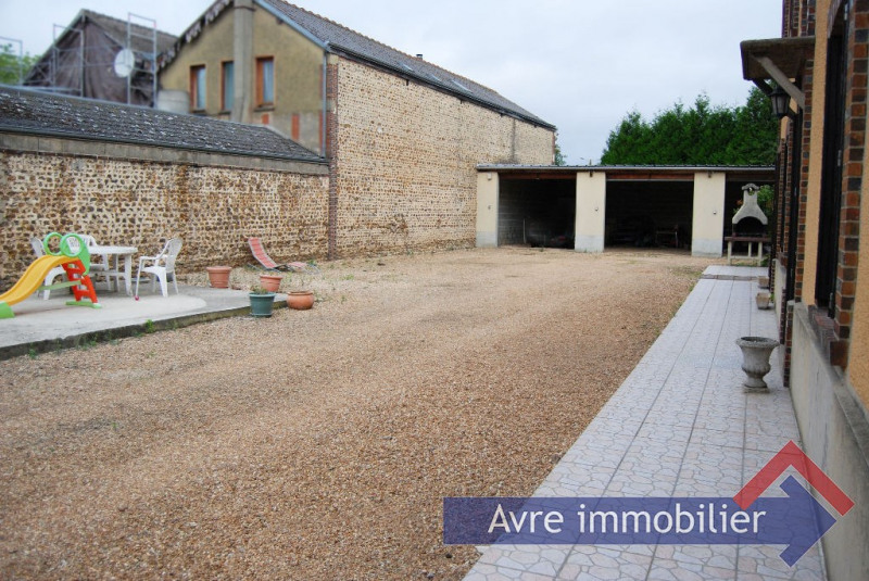 Sale house / villa Verneuil d avre et d iton 185000€ - Picture 12