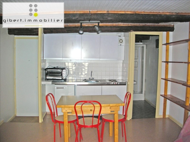 Rental apartment Le puy en velay 296,79€ CC - Picture 2
