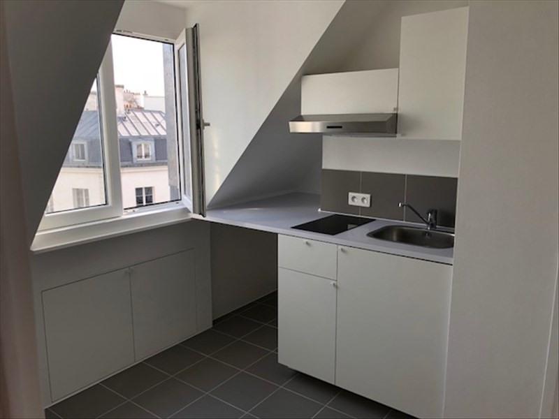 Rental apartment Paris 3ème 915€ CC - Picture 4