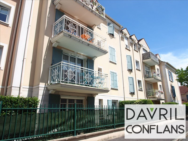 Vente appartement Eragny 169500€ - Photo 8