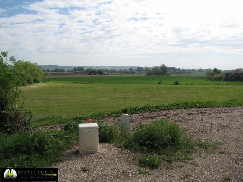 Verkoop  stukken grond Meauzac 55000€ - Foto 2
