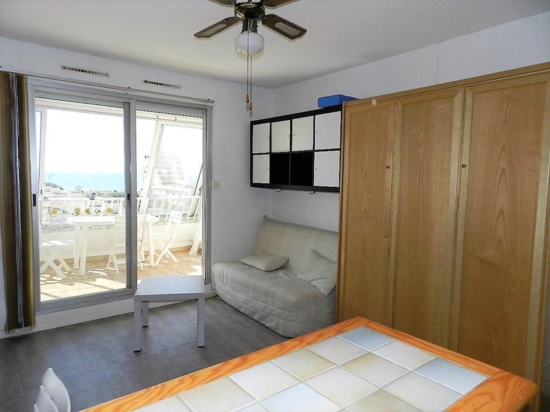 Location vacances appartement La grande motte 416€ - Photo 2