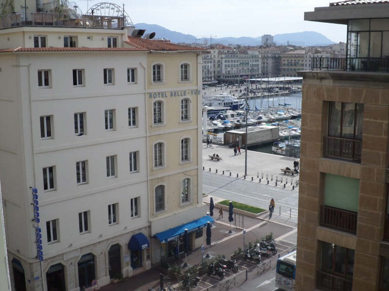 Rental apartment Marseille 2ème 395€ CC - Picture 1