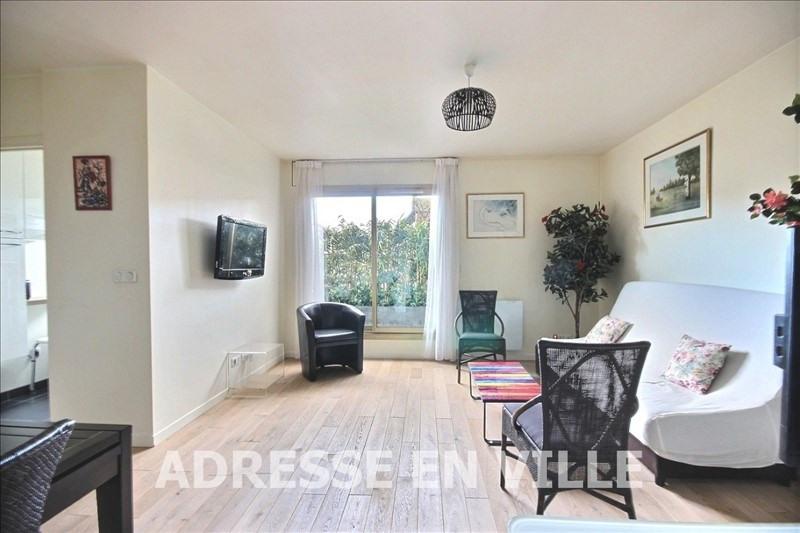 Sale apartment Levallois perret 265000€ - Picture 3