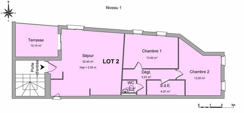 Sale apartment La farlede 249000€ - Picture 8