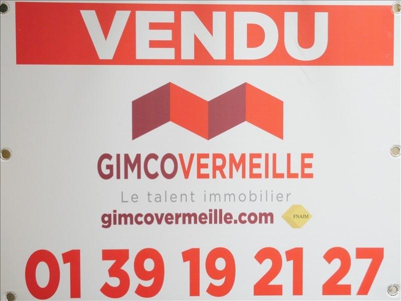 Vente appartement Conflans ste honorine 160500€ - Photo 1